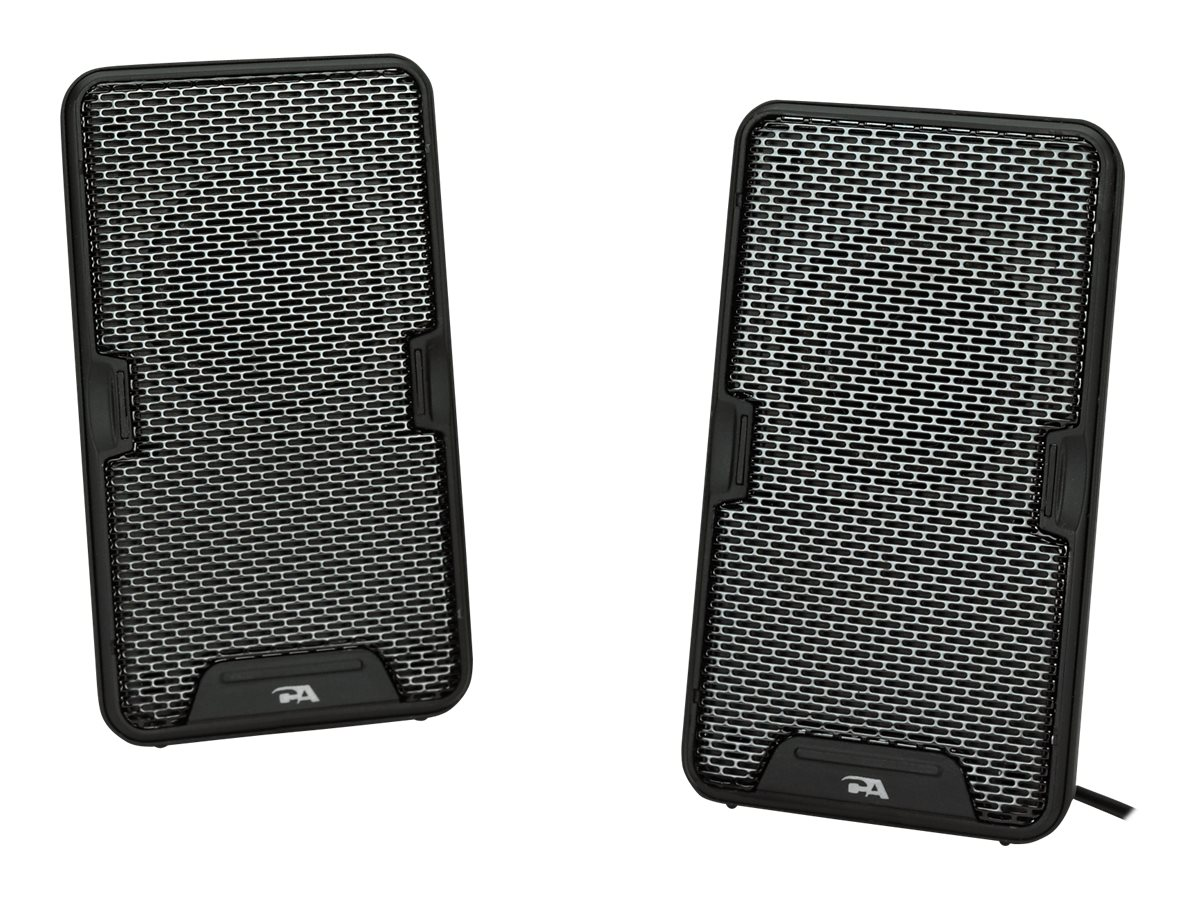 Cyber Acoustics PS-2500 Rechargeable Speaker System