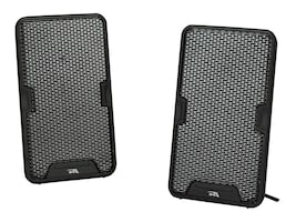 Cyber Acoustics PS-2500 Rechargeable Speaker System, PS-2500, 16889051, Speakers - Audio