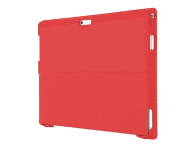Incipio feather [Advanced] Ultra Thin Snap-on Case for Microsoft Surface Pro 3, Red, MRSF-071-RED, 31201500, Carrying Cases - Tablets & eReaders