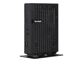 ViewSonic SC-T45 Thin Client Atom N2800 DC 1.87GHz 2GB RAM 4GB Flash GbE WES7, SC-T45_BK_US_0, 15495616, Thin Client Hardware