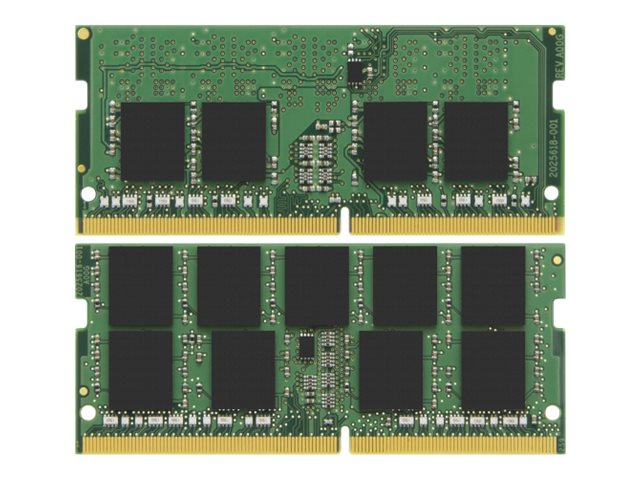 Kingston 8GB PC4-17000 DDR4 SDRAM SODIMM for Select Models, KCP421SD8/8