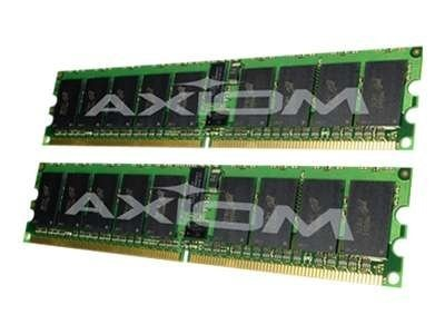 Axiom 4GB PC2-5300 DDR2 SDRAM DIMM Kit, 46C7539-AX, 16260456, Memory
