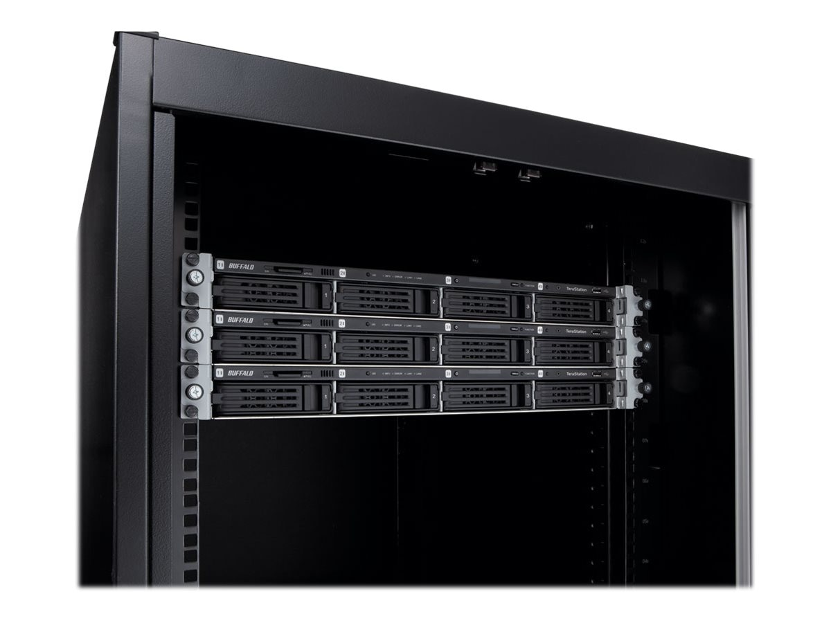 BUFFALO TeraStation 3400 8TB RAID NAS, TS3400R0804, 15998483, Network Attached Storage