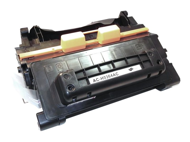 Ereplacements CC364A Black Toner Cartridge for HP LaserJet P4015 & P4515 Series, CC364A-ER, 15183031, Toner and Imaging Components