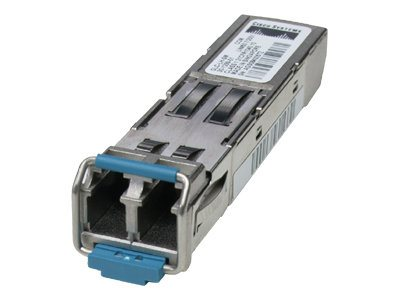 Cisco GE SFP LC Connector EX XCVR, GLC-EX-SMD=, 10834789, Network Transceivers