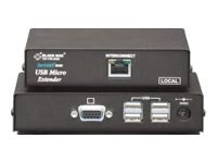 Black Box ServSwitch Brand USB Micro Extender Kit, Single VGA