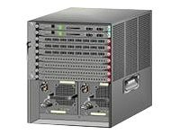 Cisco Catalyst 6509-E 9-Slot 10 Gigabit Ethernet Switch with Fan Tray and Supervisor2T, IP Services Only