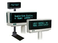 Logic Controls POLE DISP 95MM USB             MNTRAEDEX COMMAND SET BEIGE, LD9200UP-GY, 6272947, POS Pole Displays
