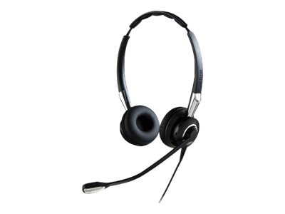 Jabra Biz 2400 II Duo USB NC BT MS Headset, 2499-823-209