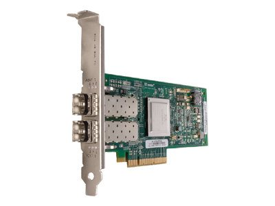 Cisco Qlogic QLE2562 8Gb Dual Port Fibre Channel HBA for UCS C200, C210, C220, C240, C250, C260 & C460, N2XX-AQPCI05=, 14033882, Host Bus Adapters (HBAs)