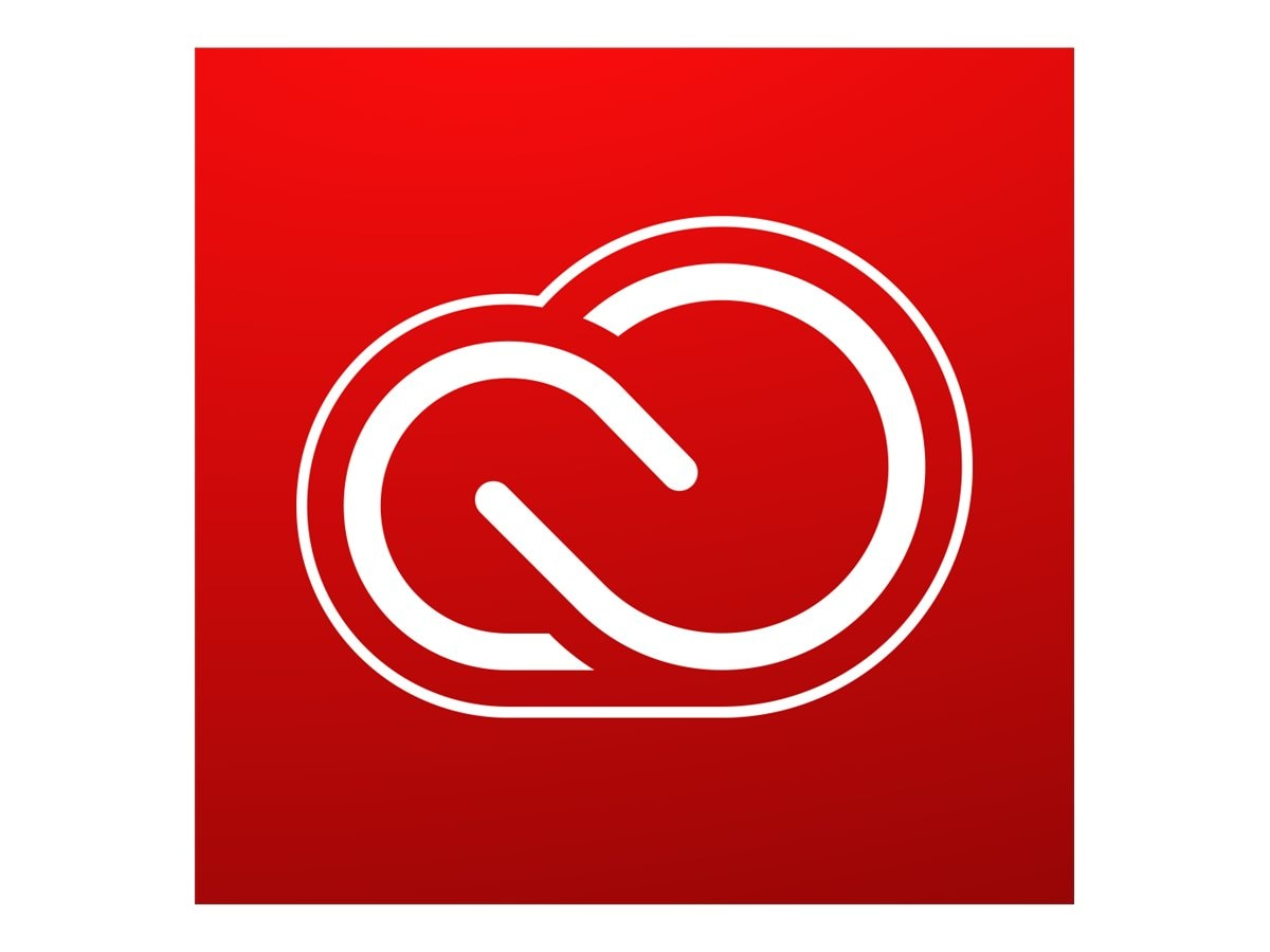 Adobe Govt. VIP Enterprise Creative Cloud All Apps CC MultiPlat Lic Sub 1 User Lvl 4 100+ 6M