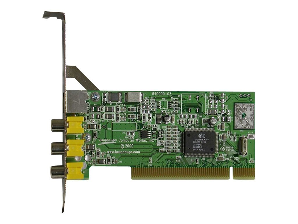 Hauppage ImpactVCB Video Capture Board, 558