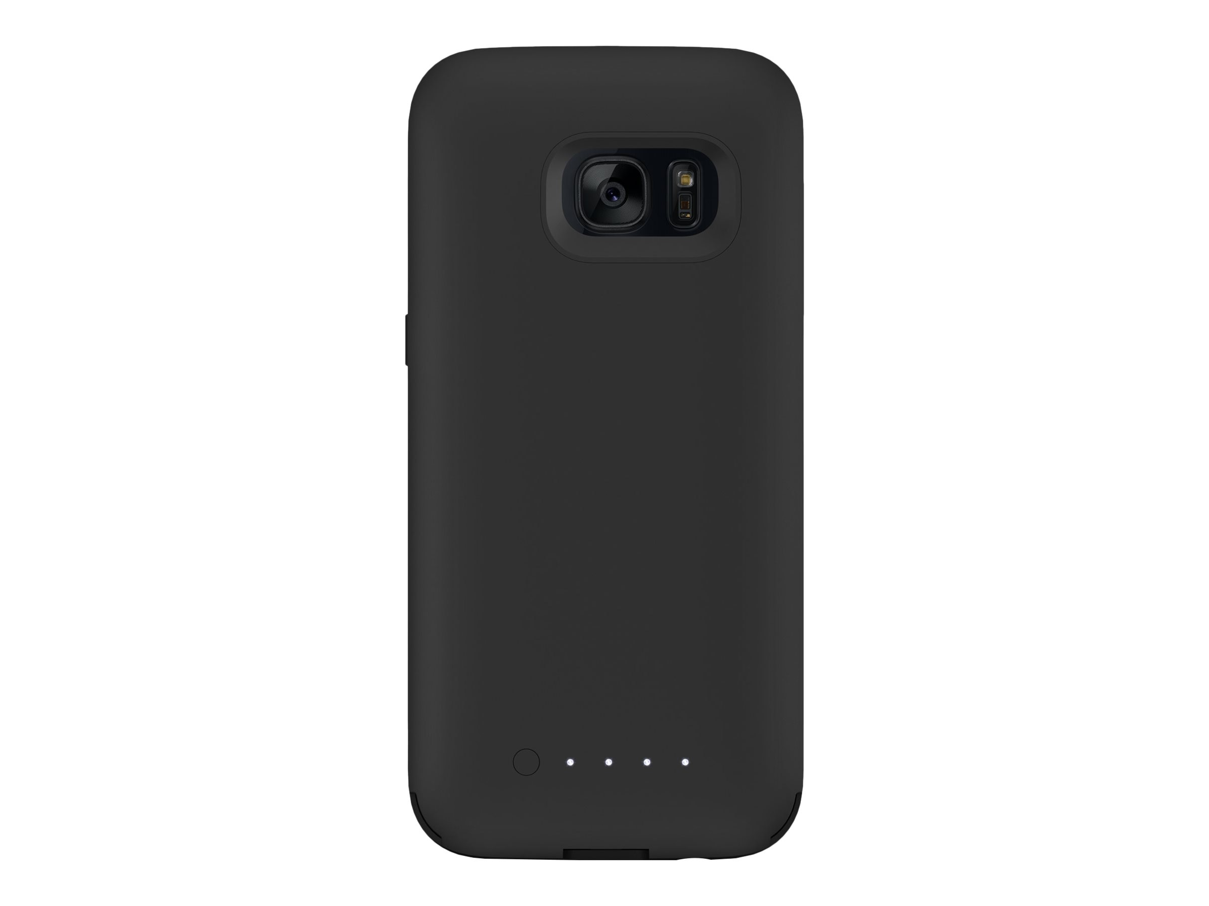 Mophie Juice Pack for Samsung Galaxy S7, Black, 3407_JP-SGS7-BLK