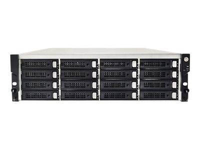 Sans Digital ACCURAID AR316I6V 3U 16-Bay iSCSI Storage, ST-SAN-AR316I6V, 22760617, SAN Servers & Arrays