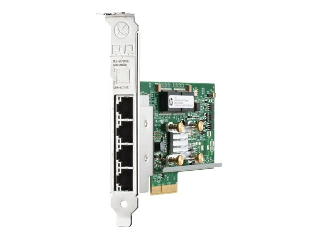 HPE Ethernet 1Gb 4-port 331T Adapter, 647594-B21, 13752914, Network Adapters & NICs