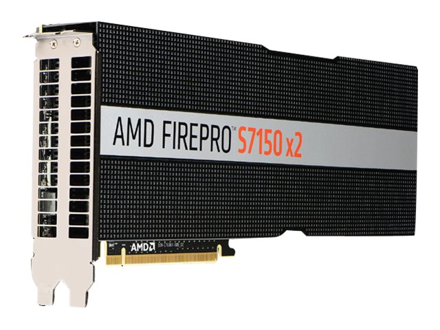 Sapphire FirePro S7150 x2 PCIe 3.0 Graphics Card, 16GB GDDR5, 100-505722, 31485573, Graphics/Video Accelerators