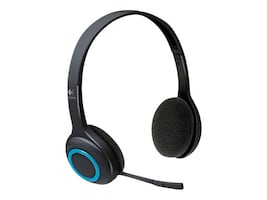 Logitech H600 Wireless Headset, 981-000341, 13183918, Headsets (w/ microphone)