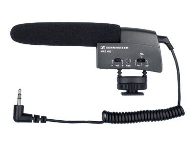 Sennheiser Small Shotgun Microphone., 502047, 16790318, Microphones & Accessories