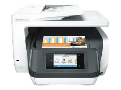 HP Officejet Pro 8730 e-All-in-One Printer, D9L20A#B1H, 31949438, MultiFunction - Ink-Jet