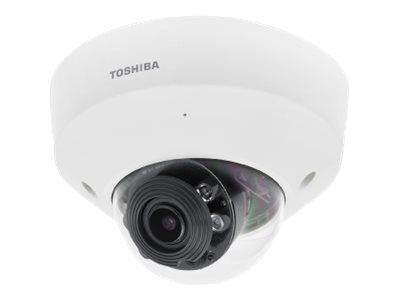 Toshiba 3MP Indoor IP Dome Camera, IK-WD31A, 31008849, Cameras - Security
