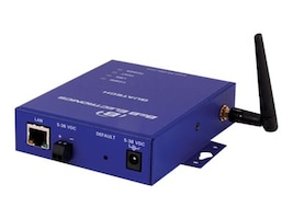 Quatech WI-FI Dual-Band Industrial Ethernet Bridge Router, ABDN-ER-IN5010, 16465793, Network Routers