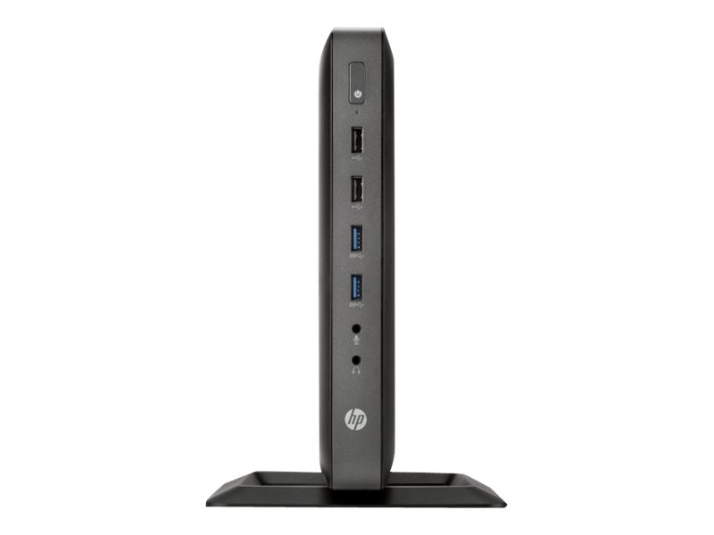 HP Smart Buy t620 Flexible Thin Client AMD QC GX-415GA 1.5GHz 4GB RAM 16GB Flash GbE VGA WES8, G6F35AT#ABA, 17345355, Thin Client Hardware