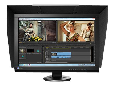 Eizo Nanao 24 CG247-BK ColorEdge LED-LCD Monitor, Black, CG247-BK, 17684146, Monitors - LED-LCD