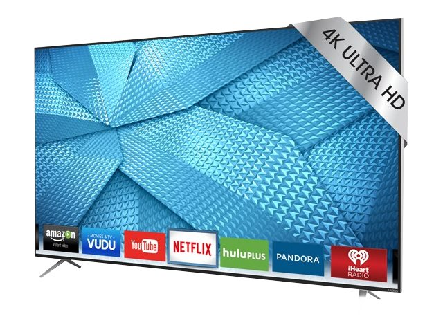 Open Box Vizio 43 M43-C1 LED-LCD Smart TV, Black, M43-C1