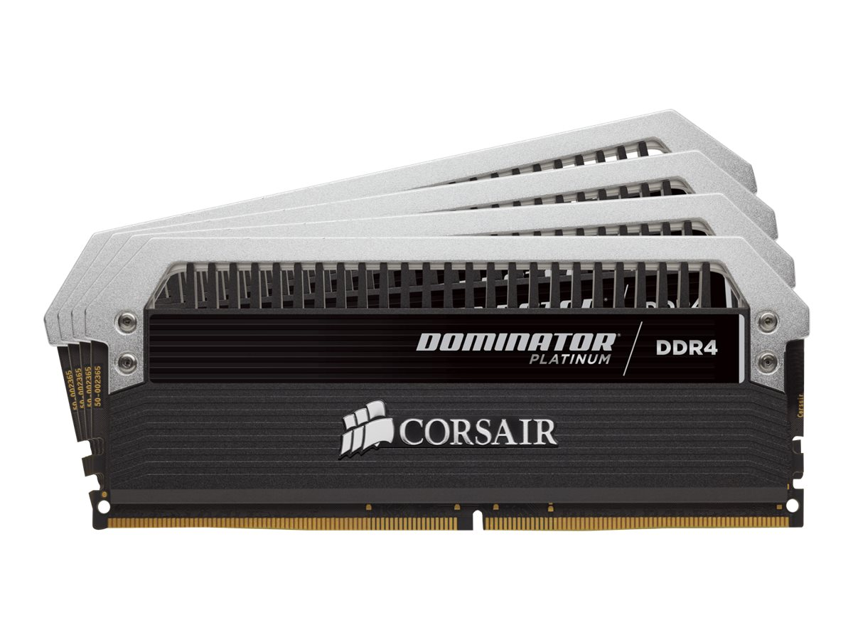 Corsair 64GB PC4-24000 288-pin DDR4 SDRAM UDIMM Kit, CMD64GX4M4C3000C15
