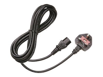 HPE Power Cord C13 to BS-1363 250V 10A UK HK Sg 1.83m, AF570A, 13769783, Power Cords