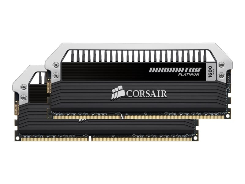 Corsair 8GB PC3-17066 240-pin DDR3 SDRAM DIMM Kit, CMD8GX3M2A2133C8, 26410075, Memory