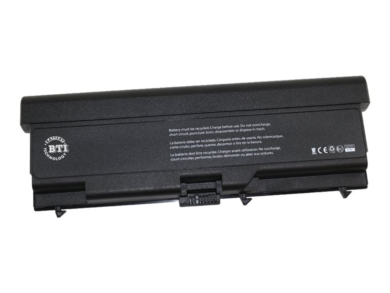 BTI Replacement Lithium-Ion battery 9-cell for Lenovo IBM Thinkpad, LN-T430X9, 17894291, Batteries - Notebook