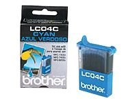 Brother Cyan Ink Cartridge for MFC-7300C, MFC - 9600, SUPL7400C, & 9200C, LC04C, 191149, Ink Cartridges & Ink Refill Kits