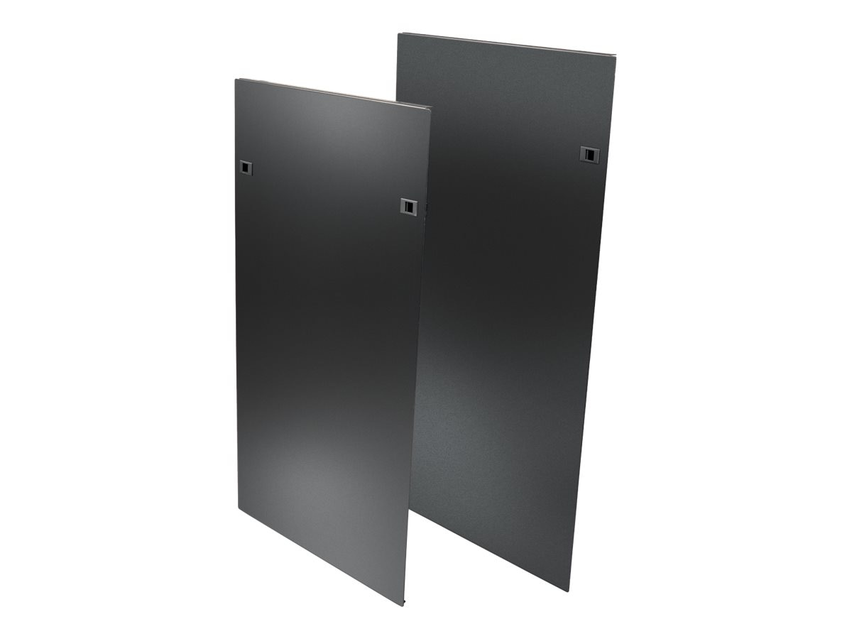Tripp Lite SmartRack Heavy-Duty Open Frame Side Panels, 48U w  Latches