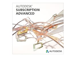 Autodesk Corp. AutoCAD Inventor LT Suite Maintenance Subscription   with Advanced Support 1 year Renewal, 59600-00011G-S007-VC, 17380038, Software - CAD
