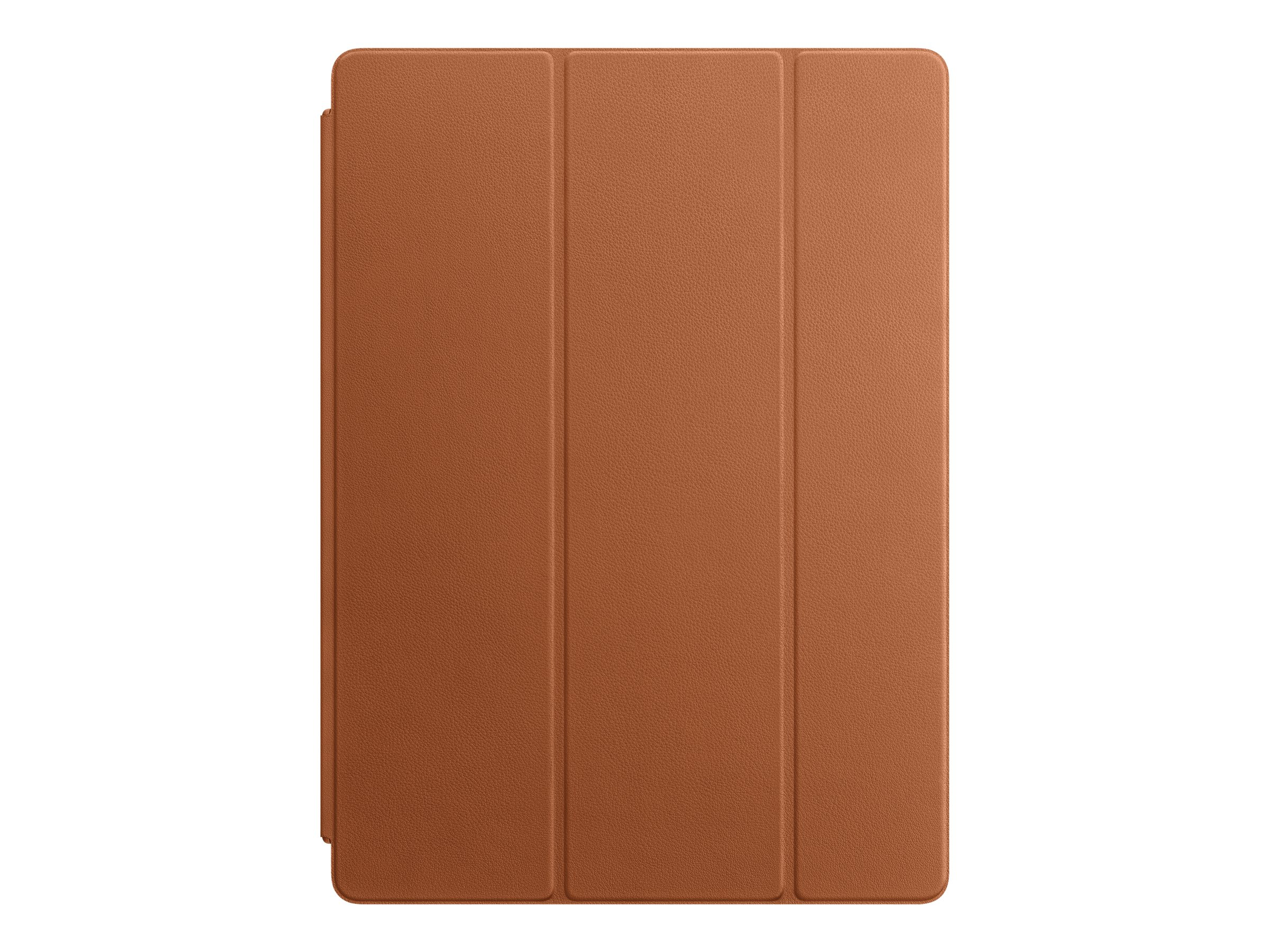 Apple Leather Smart Cover for 12.9 iPad Pro, Saddle Brown