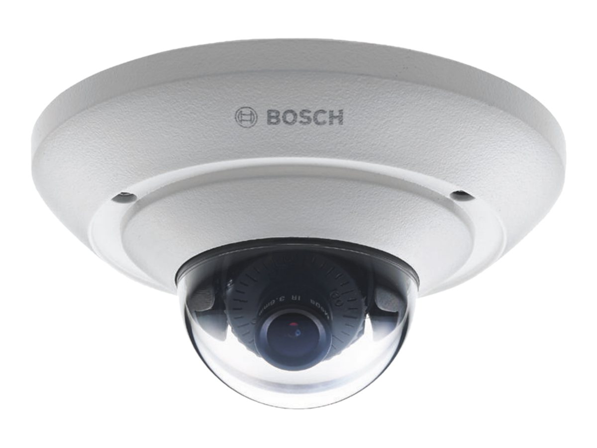 Bosch Security Systems FlexiDome IP Micro 2000 5MP Dome Camera with 2.5mm Lens