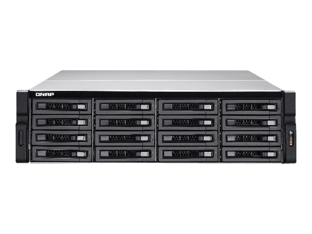 Qnap TS-EC1680U-RP 16 Bay 3U NAS, TS-EC1680U-RP-US, 17539782, Network Attached Storage