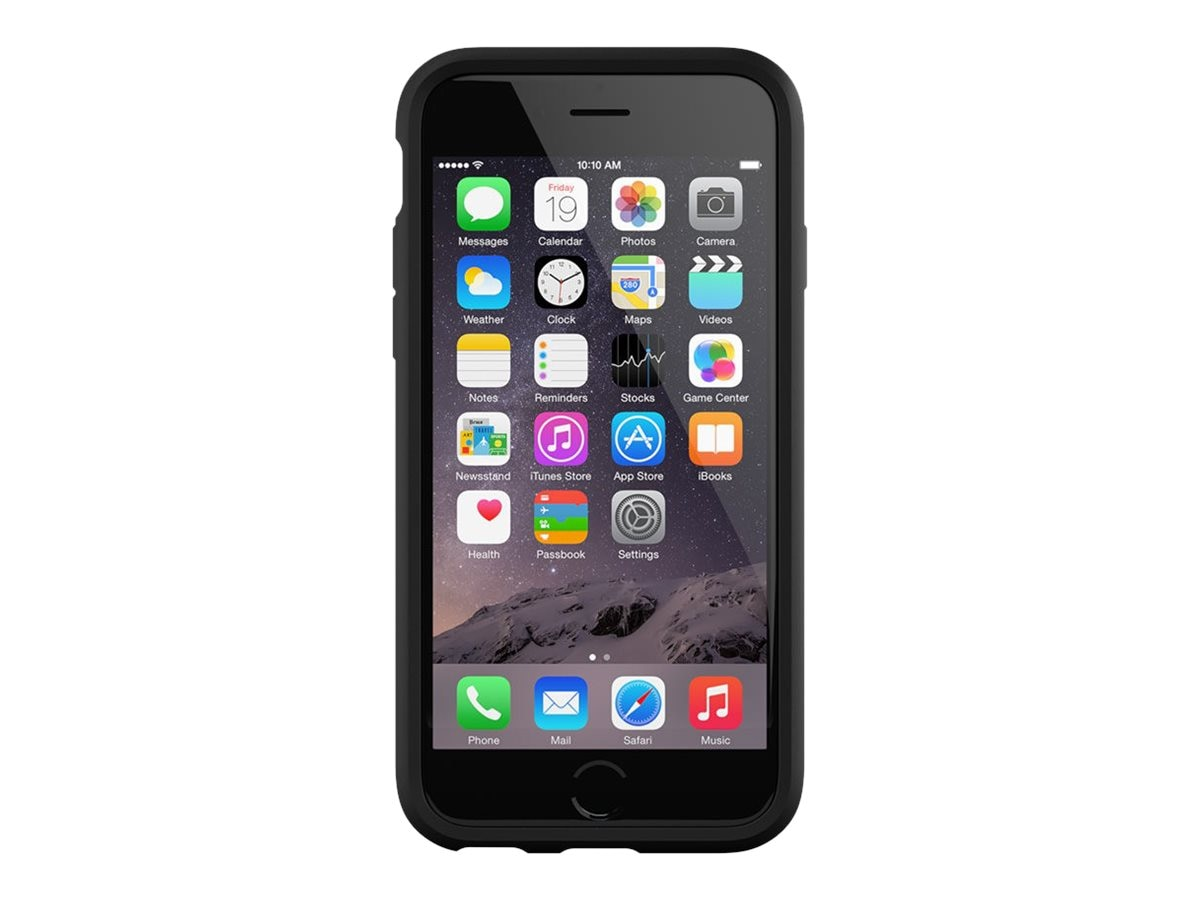 Griffin Survivor Journey for iPhone 6 6s, Black Deep Gray
