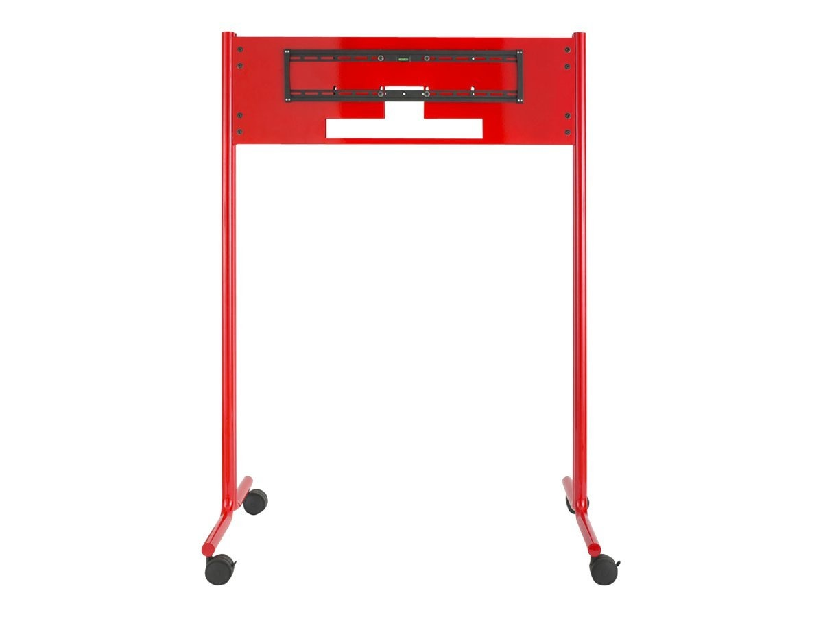 Avteq 52w ShowStation Display Stand for 27 to 52 Displays, Red