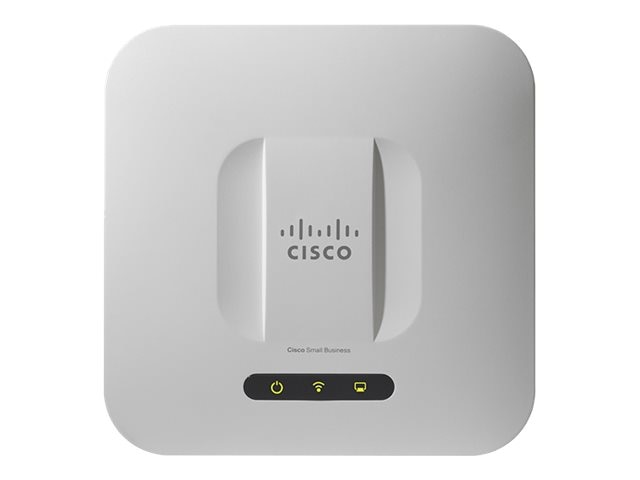 Cisco WAP551 Wireless-N Single Radio Selectable-Band Access Point with Single Point Setup