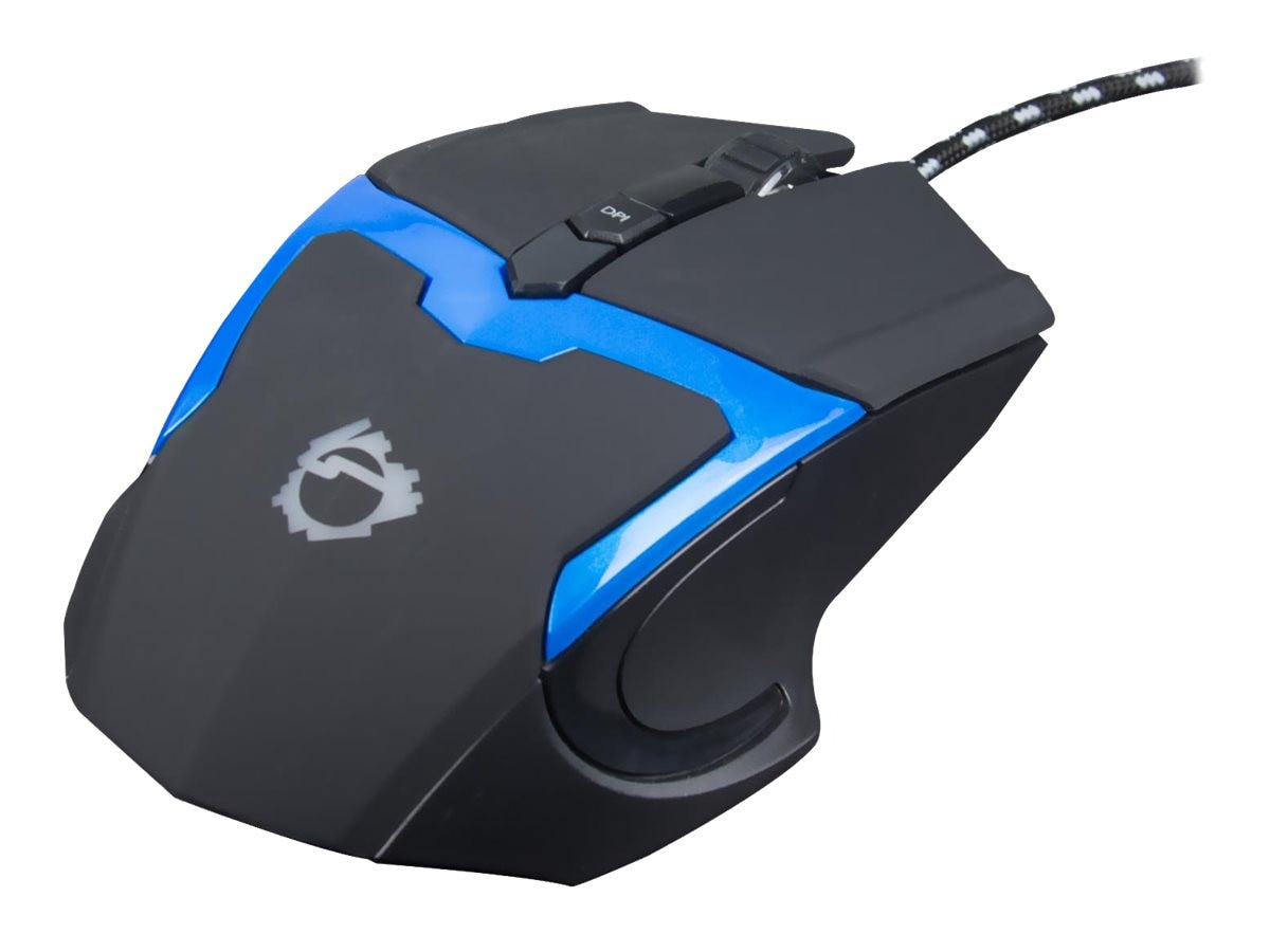 Siig USB Optical Mouse w  LED