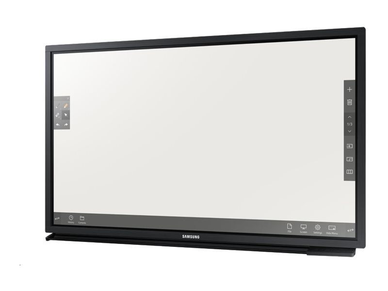 Samsung 82 DME-BR Full HD LED-LCD E-Board Display, Black, DM82E-BR
