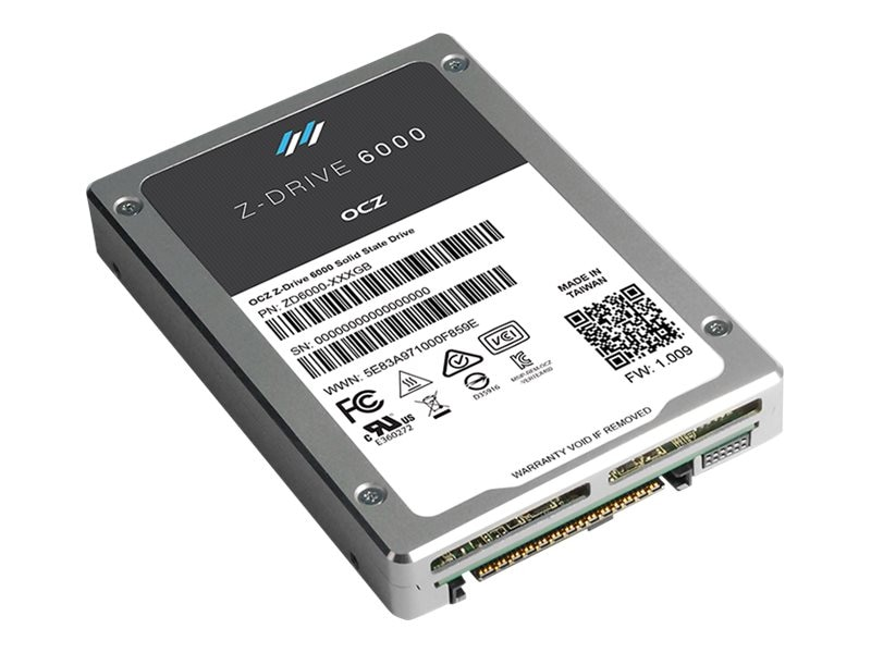 OCZ 1600GB Z-Drive 6300 Model Solid State Drive, ZD635E020-1.60T, 31261861, Solid State Drives - Internal
