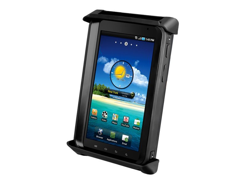 Ram Mounts Tab-Tite Cradle for 7 Tablets with Thick Skins, Sleeves or Cases