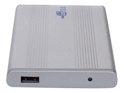 Sabrent 2.5 USB 2.0 IDE Drive Enclosure - White