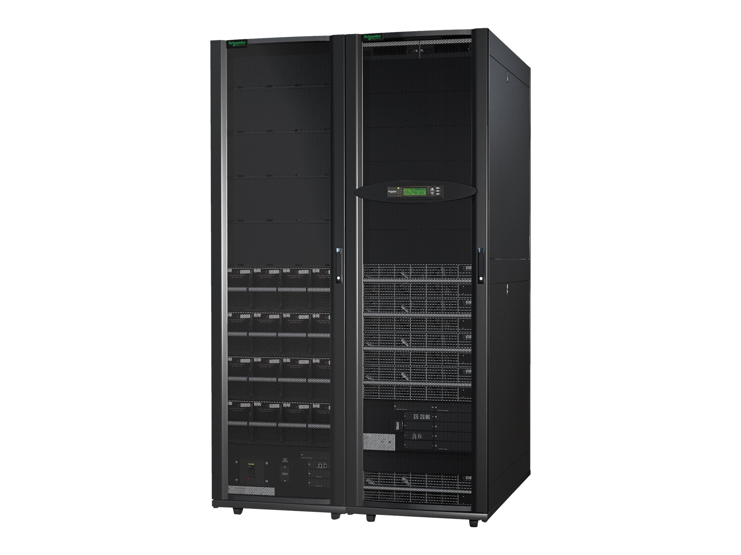 APC Symmetra PX 40kW Scalable to 100kW, 208V with Startup, SY40K100F, 14727155, Battery Backup/UPS