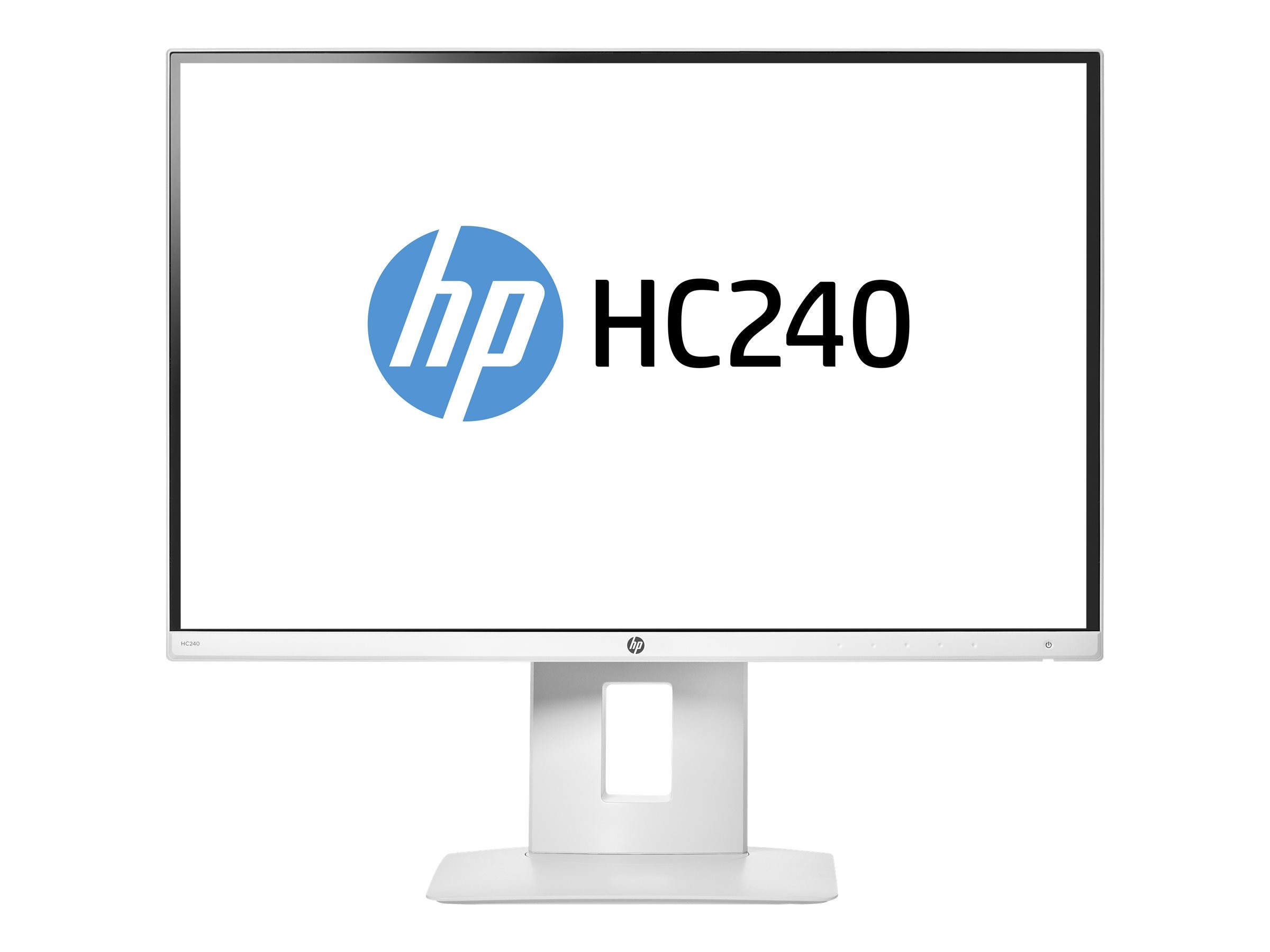 HP 24 HC240 IPS Healthcare Display, White, Z0A71A8#ABA