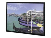 Da-Lite Perm-Wall Projection Screen, High Contrast Cinema Vision, 16:9, 193, 94020, 15001444, Projector Screens