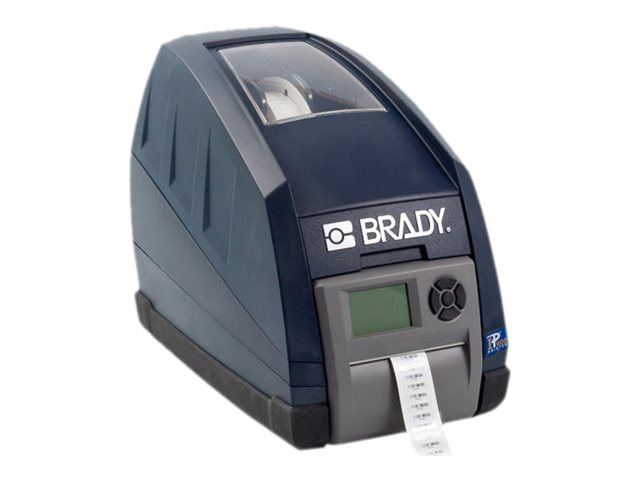 Brady 600dpi Printer w  Cutter, BP-IP600-C